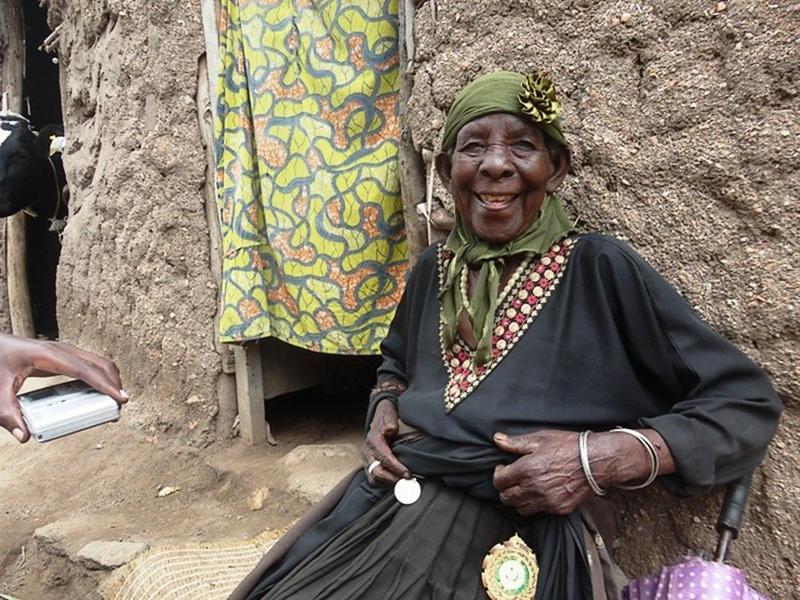 Зула Карухимби: ведьма, спасшая полторы сотни человек