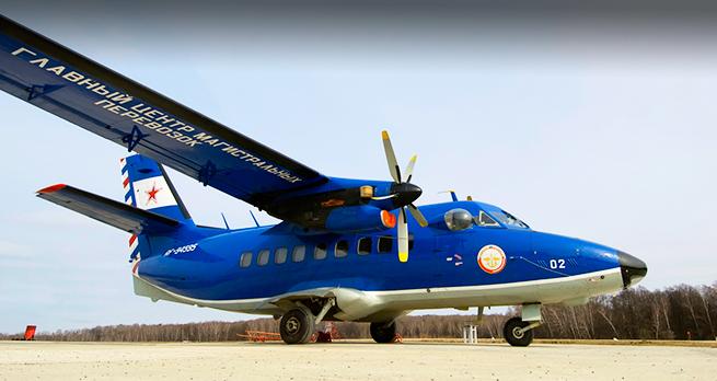 """На Колыме самолет L-410 заменит """"пенсионера"""" Ан-28"""