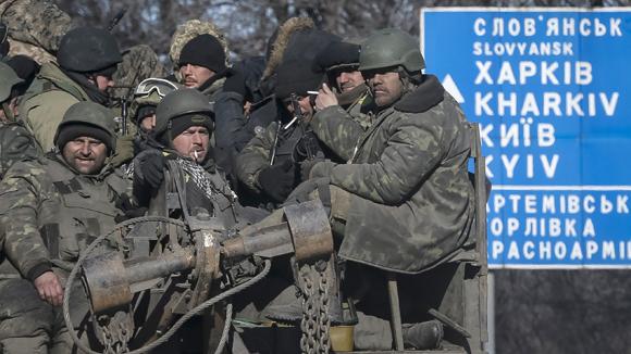 Frankfurter Rundschau: Украина - тикающая бомба, переполненная психами из АТО
