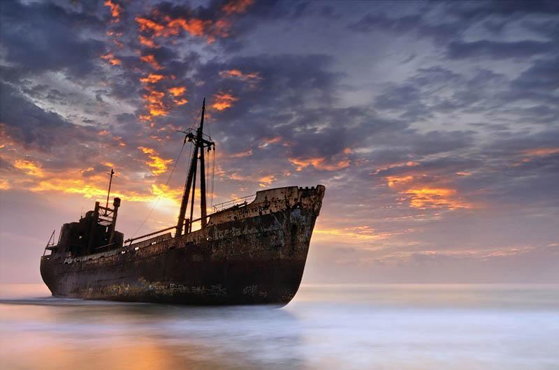 Гитио — ныне небольшой рыбацкий городок, который в античности был главным портом Спарты. (JUSTELINE)