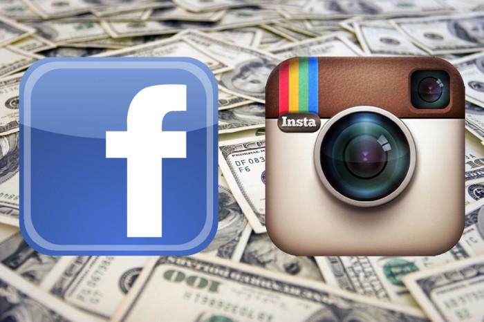 Instagram опередил Facebook по финансовым показателям в России
