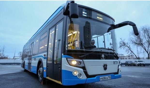 В Москве начались испытания электробуса российского производства