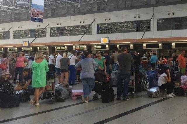 В России создадут фонд для вывоза пассажиров проблемных авиакомпаний