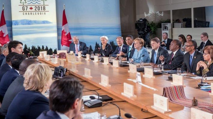 """Россия """"сверяет часы"""" с мировыми игроками без помощи G8"""