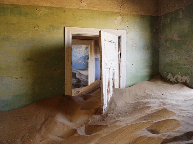 Национальный парк «Сперргебит», который запрещено посещать