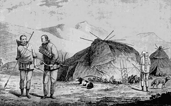 Неизвестную ранее карту Таймыра нашли краеведы из Норильска