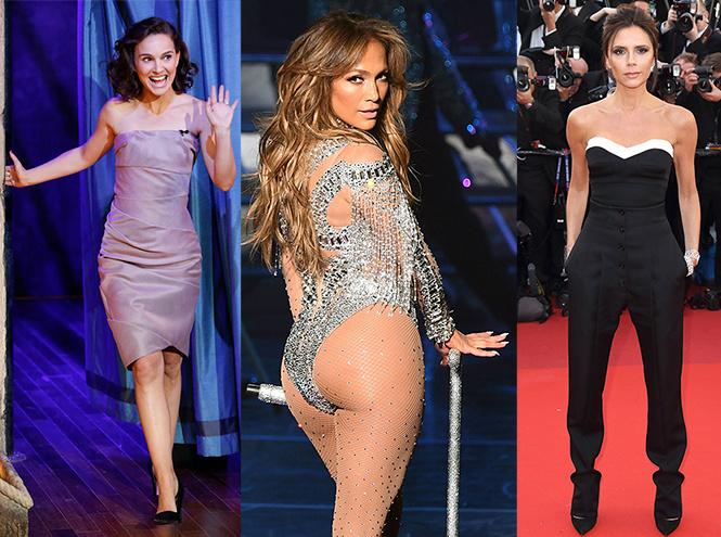 Самые безумные способы быстрого похудения знаменитостей