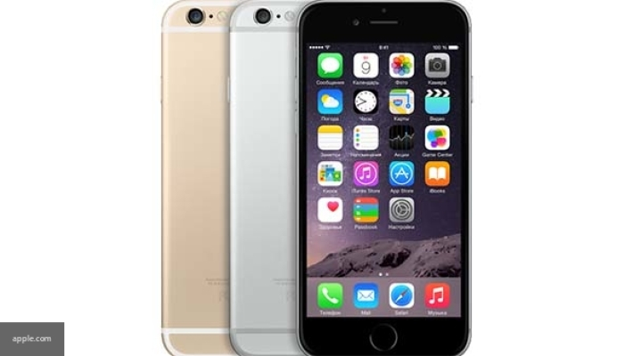 В Австралии iPhone 6 Plus вз…