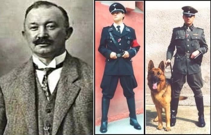 Хьюго Босс – личный стилист Гитлера и создатель униформы нацистов