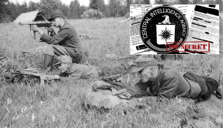 ЦРУ: Литовские «лесные братья» причастны к убийствам мирного населения