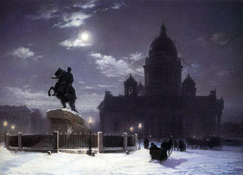 Картины Василия Ивановича Сурикова. (4)