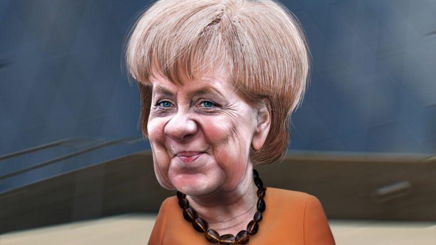 7 мая 2017 ZDF Оригинал ZDF предложил Меркель и Путину растопить лёд «активной супружеской терапией»