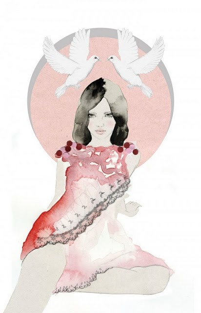 Иллюстрации Elisa Mazzone