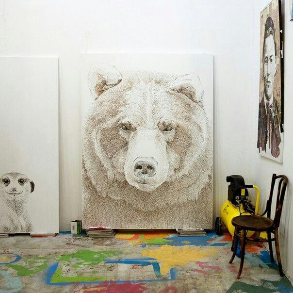 Медведь Славы Зайцева