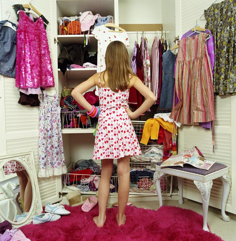 10 простых советов для порядка в гардеробе