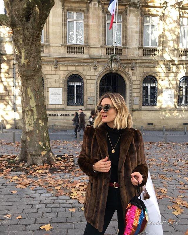 Уроки французского стиля от Anne-Laure Mais