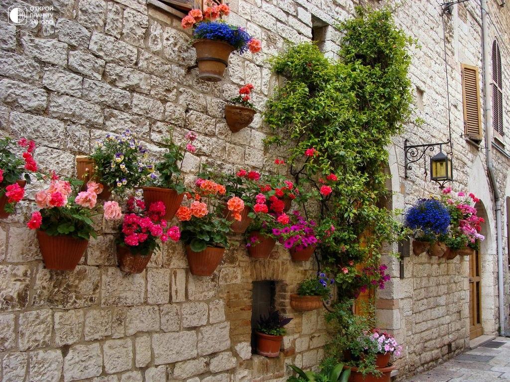 Очаровательный город Губбио