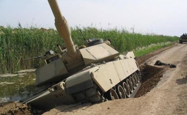 Американские танки ипольские мосты: России можно спать спокойно