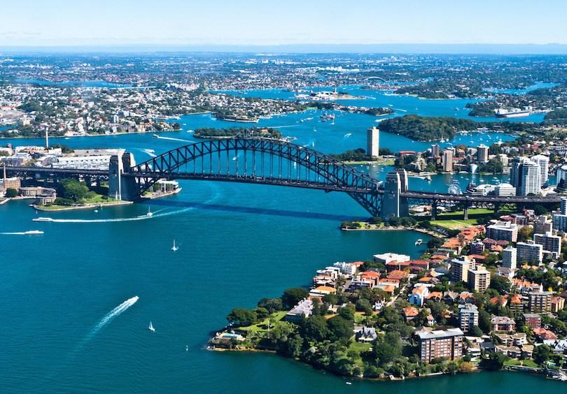 10 самых красивых бухт в мире