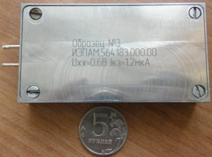 Российская батарейка со срок…