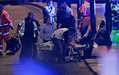 Полиция арестовала 12 подозреваемых по делу о теракте в Лондоне