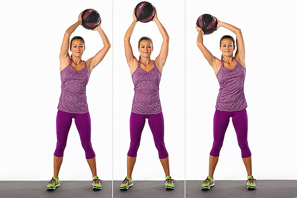 5 отличных упражнений для идеального пресса: проверено!