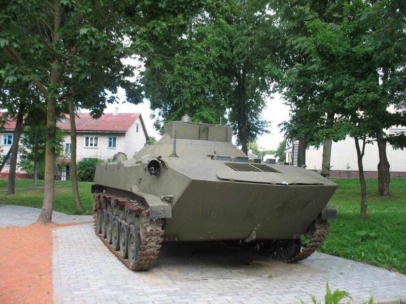 Пробежка по Бешенковичам городок, история, провинция, танки, фотоотчёт, якоря