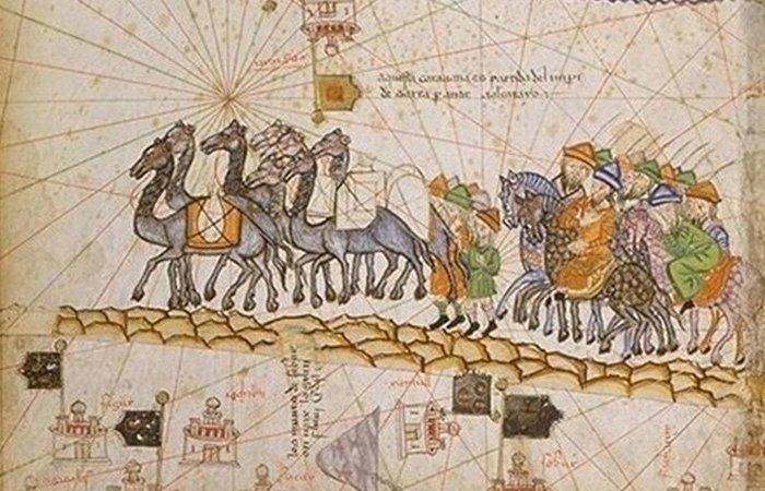Секрет Шелкового пути: гробницы Верхнего Мустанга.
