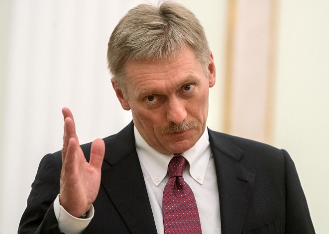 Кремль: заявления Захарченко о захвате Донбасса - не в русле Минских договоренностей