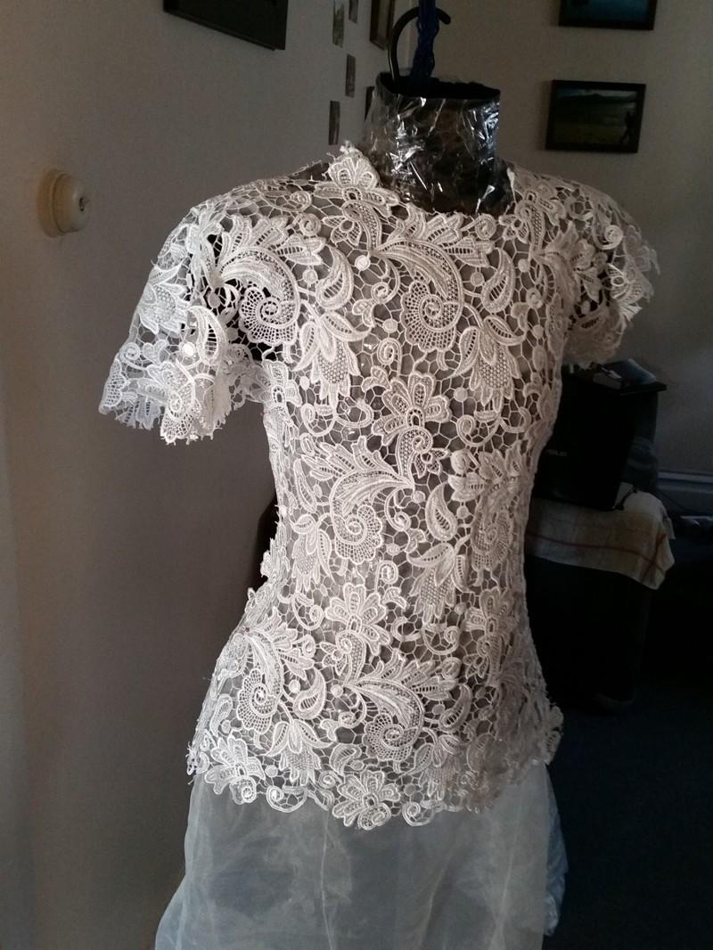 Создание силуэта платье, своими руками, создание