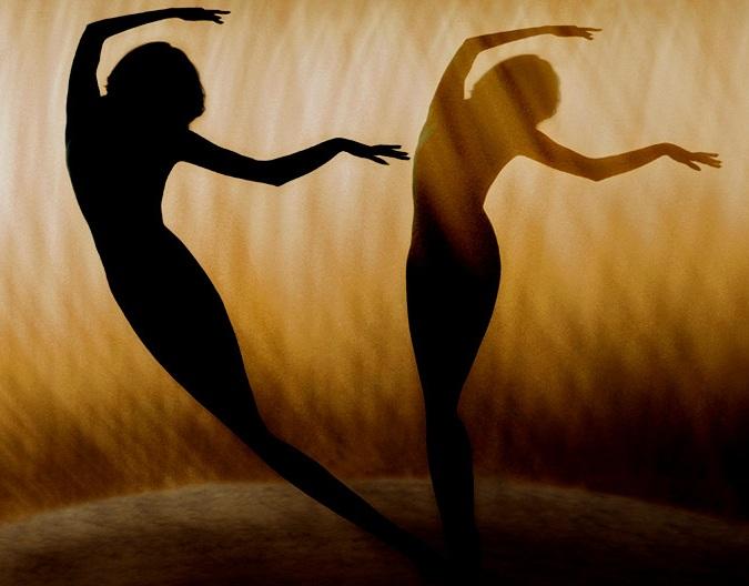 Байка о танцующем призраке