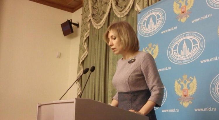 Захарова: Россия отреагирует на инцидент со швейцарскими истребителями