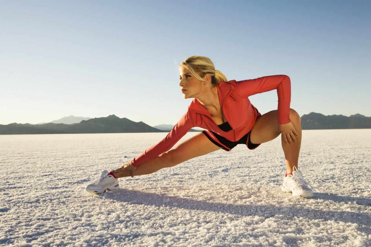 Упражнения на растяжку, или расти мышца большая и очень большая