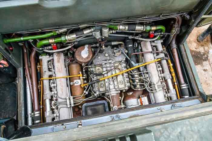 Украина поставила Казахстану и Индии контрафактные двигатели для бронетехники