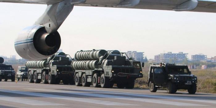 ВКС сообщили о вторжении самолетов западной коалиции в пространство базы Хмеймим