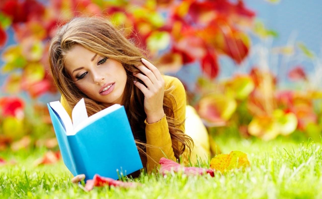 20 книг, от которых хочется жить! И новый день встречать с улыбкой..