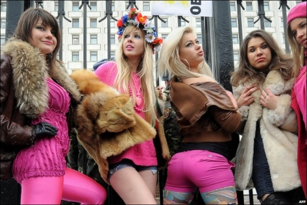 В Украине легализуют проституцию ради пенсионеров