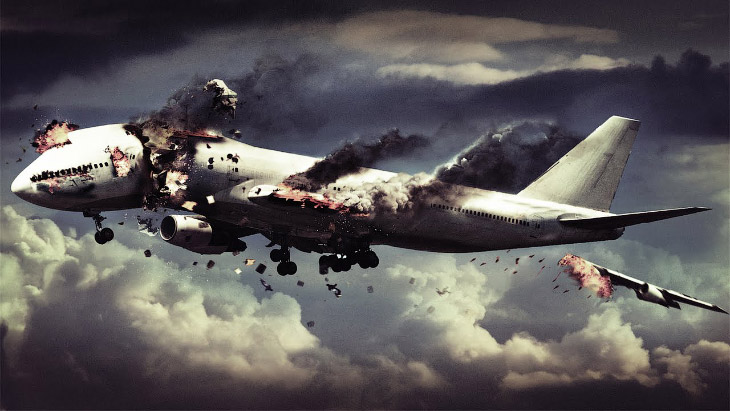10 крупнейших авиакатастроф