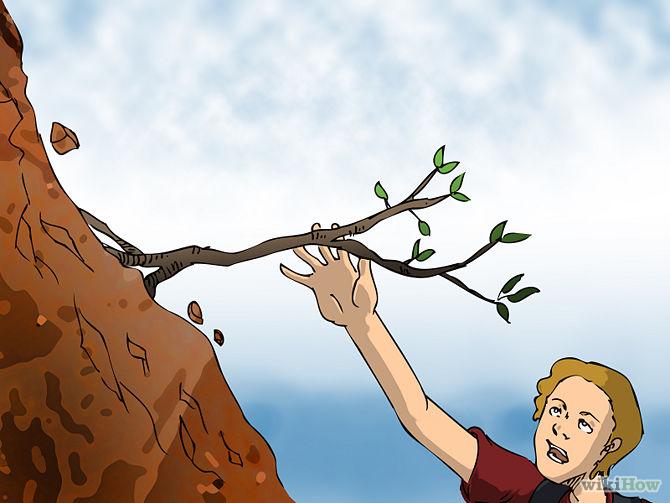 Как выжить при падении с большой высоты