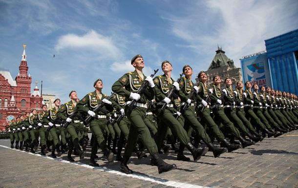 Путин увеличил численность вооруженных сил РФ до 1,9 млн человек
