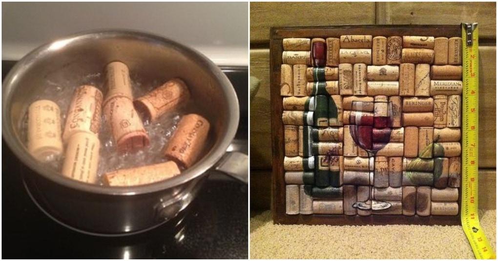 Нетривиальные приемы использования винных пробок с продуманной функциональностью