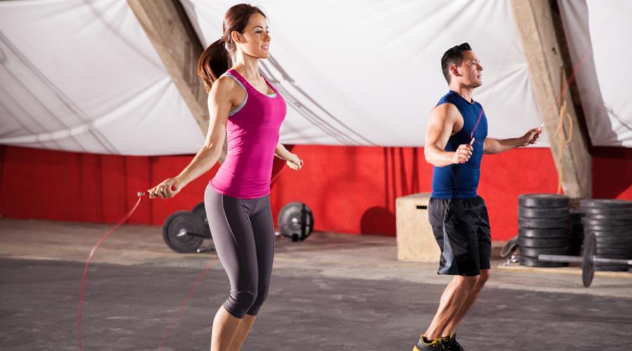100 калорий за 10 минут: упражнения для быстрого похудения
