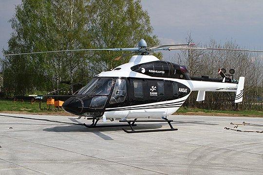 «Китай скупает все вертолетное»: упрощенный «Ансат» долетел до Азии
