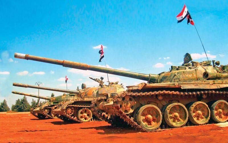 Перемирие в Сирии позволит армейцам освободить значительные силы