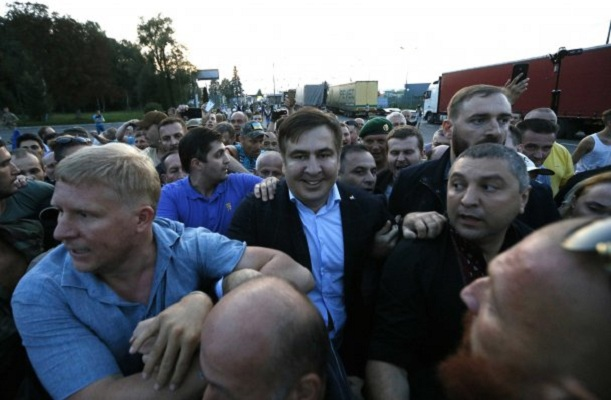 Украинцы отреагировали на пр…
