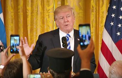 Трамп официально признал Иерусалим столицей Израиля