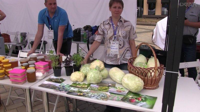 Киев показал Мари Йованович экспортный потенциал: вышиванки, стулья из фанеры и мангал