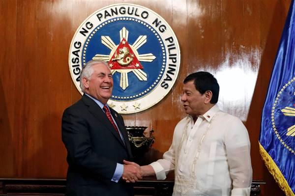 NBC: США могут начать наносить авиаудары по позициям боевиков на Филиппинах