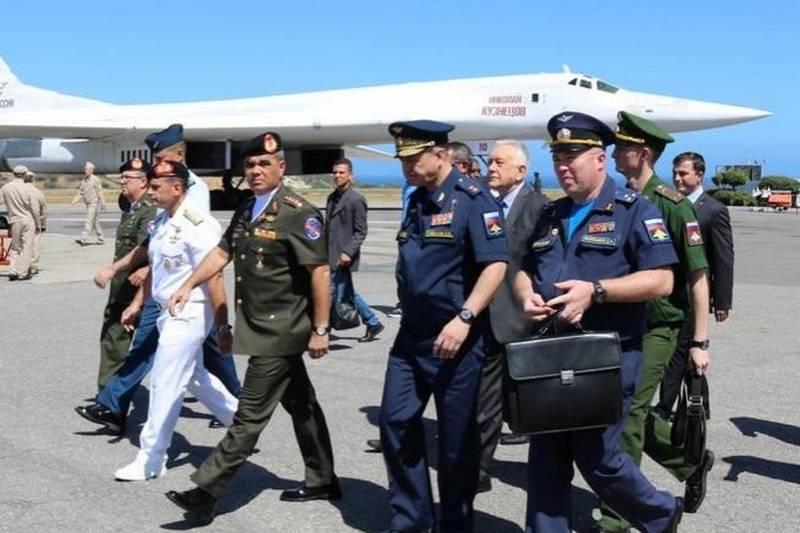 Взгляд с Запада: «вышвырнем русских захватчиков из Венесуэлы»