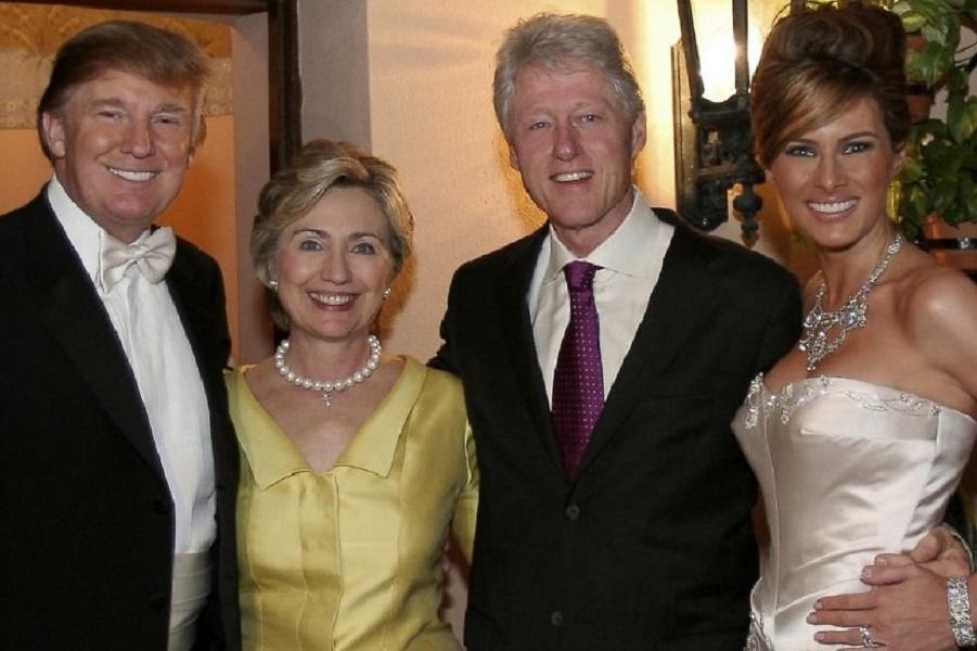 Свадьба Дональда и Мелании Трамп (фото)